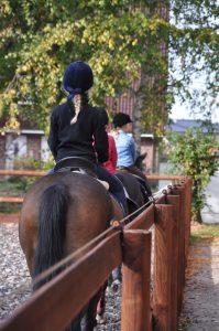 Ponyreiten auf dem Lindenhof